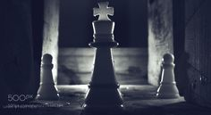 King and Pawns - chess