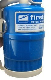 First Need XLE Water Purifier Replacement Canister >>> To view further for this item, visit the image link.