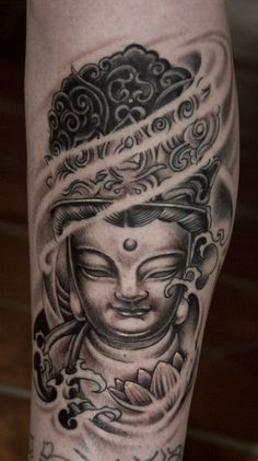 Buddha-Tattoo-Design