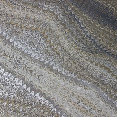 Mixed Metal Magma - Mosaic, Inc. : We love this tablecloth so much we want to frame it and use it to decorate our house! The beautiful neutral tones, with a marbleized metallic pattern is STUNNING when seen as a big cloth on a table.