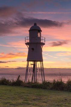 Portishead Blacknore Lighthouse - Bristol, England
