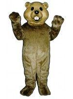 Mascot costume #2818-Z Cute Groundhog