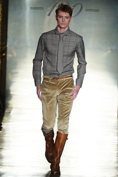 Daks Men's RTW Fall 2014 - Slideshow - Runway, Fashion Week, Fashion Shows, Reviews and Fashion Images - WWD.com