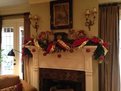 Christmas 2014 clients home. Southern Traditions