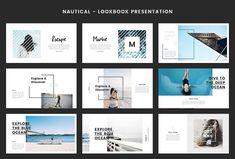 Neue minimalist powerpoint template keynotes pinterest nautical keynote template by pitchlabs on creativemarket toneelgroepblik Gallery