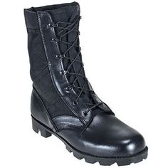 Rothco 5090 Mens Vented GI Jungle Military Boots