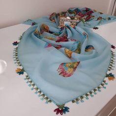 İğne oyası yazma modeli Needle Lace, Crewel Embroidery, Baby Knitting Patterns, Boho Shorts, Needlework, Diy And Crafts, Create, Modern, Instagram