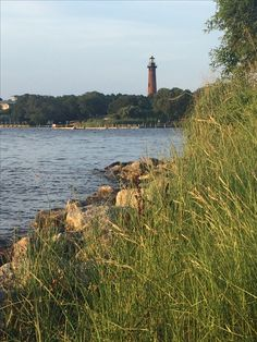 Quiet time alone at the Whalehead Club overlooking the Currituck Lighthouse