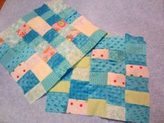Crafty Sewing & Quilting: Wordless (Almost) Wednesday - Inspired by Project Quilting #quilts