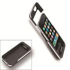 Back up battery case for your iPhone 4/4s.