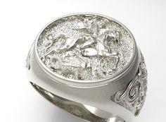 georgi pabedanosec ring 3d Printing, Engagement Rings, Model, Jewelry, Fashion, Rings For Engagement, Wedding Rings, Jewlery, Moda