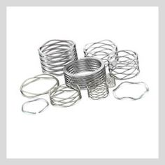 """Wave Springs are manufactured by a special process called """"On-edge coiling"""" by which they are made up of pre-hardened flat wire. Hence springs of wave shape are rightly named as scrowave spring or coiled wave spring as they produce a spring effect with the help of its wave like coiled structures. St Marys Spring Company are specialists in manufacturing springs of wave type and what more you can ask for if we say that they will even customize spring shape and dimension as per your…"""