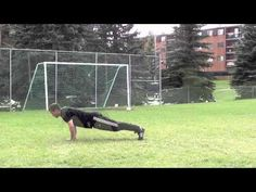 ▶ Strength Exercises for Soccer Players - YouTube