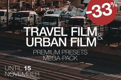Premium Presets mega-pack for LR by FAYMAN STORE on @creativemarket