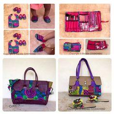 Bayabs african print custom made accessories
