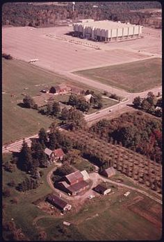 Richfield Colseum in Ohio & neighboring farms 1975 - Save many concerts their & my Monster Truck Race Cleveland Team, Cleveland Rocks, Cincinnati, Cleveland Concerts, Akron Ohio, Columbus Ohio, Nashville Farmers Market, Portage Lakes, Cuyahoga Falls