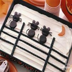 Black Cat Jamboree Cake from Pillsbury®