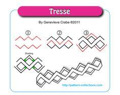 Tresse by Genevieve Crabe