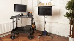"""My first Stop-Motion promo for Digital Capture Equipment hire based in London, England.  Featuring the new Inovativ Scout 37"""" Equipment Cart, 6 Core Mac Pro, Dual…"""