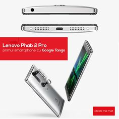 Lenovo Phab 2 Pro este unul telefon ofertant in principal datorita ecranului calitativ QHD si impresionant ca dimensiuni, precum si datorita accesibilitatii Tango si al puterii celor doua camere foto. Afla care sunt specificatiile tehnice complete:  📢 citeste mai mult »» http://blog.catmobile.ro/lenovo-phab-2-pro-review/  🎧 cauta huse si accesorii »»» https://catmobile.ro/huse-lenovo-phab-2-pro/
