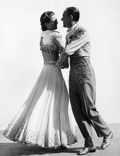 Eleanor Powell and Fred Astaire