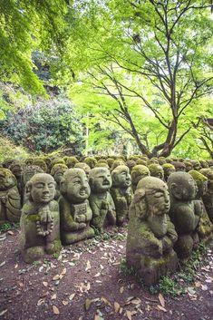 Otagi Nenbutsu in Arashiyama, Kyoto