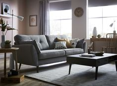 Cosy AND stylish – what's not to love about our playful take on the Scandi trend?