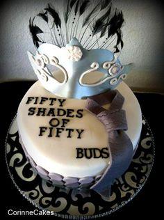 Fabulous 50 Custom Birthday Party Invitations