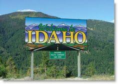 Штат Айдахо