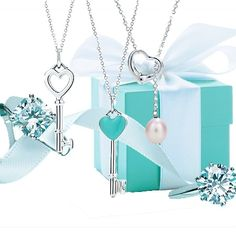 Tiffany's - just about anything from here will make a woman smile! #HintHint ;)
