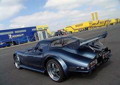 Marcos GT 400 Gorgeous car!! :)