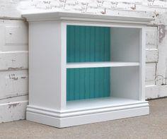 Panel and paint bookshelf