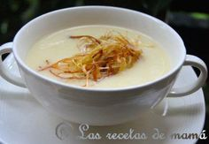 crema de puerros Healthy Dinners For Two, Recetas Light, Dinner For Two, Tea Cups, Yummy Food, Cooking, Food Food, Tableware, Soups