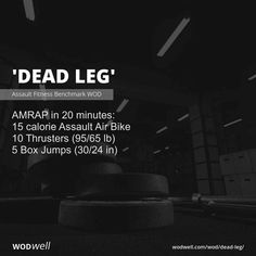 Crossfit Workouts At Home, Fit Board Workouts, Bike Workouts, Treadmill Workouts, Amrap Workout, Abs Workout Routines, Assault Bike Workout, Rogue Fitness, Box Jumps
