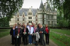 Loire Valley Tour Pics - http://www.traveloffthebeatenpath.com/loirevalleyfrancecastles.html