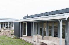 Dit gezellige en modern ingerichte vakantiehuis ligt dichtbij de vuurtoren en het strand van Ameland