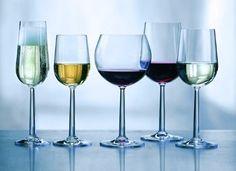 Fabryka Form - Kieliszek do białych win bordoskich Grand Cru 2 szt. Grand Cru, Bordeaux, Wine Glass, Tableware, Interior, Room, Modern Gentleman, Design, Champagne