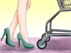 Image titled Walk in High Heels Step 7