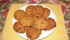 Biscuit santé au gruau