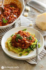 Chunky Vegetable & Roasted Tomato Marinara Sauce Recipe