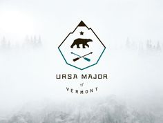 I love @UrsaMajor! Branding by PTARMAK