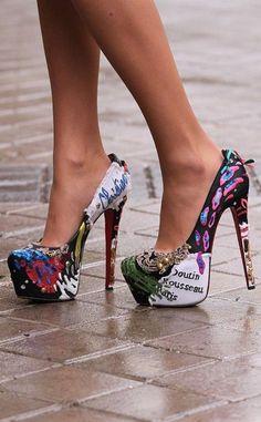 stunning #high-heels