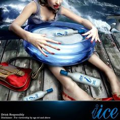 IICE on my mind...  #vodka in india , #best vodka in India , # iice - the city crawl