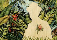 Beautifully Elaborate Work by Lisel Jane Ashlock   ILLUSTRATION AGE
