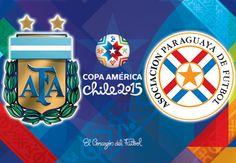 Prediksi Bola Argentina vs Paraguay 14 Juni 2015
