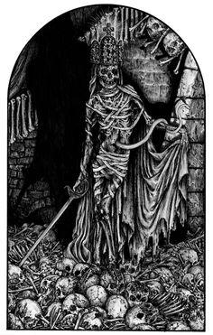 ♦ ELIAS AQUINO ARTWORK EXHIBITION  ♦ : ♦ Triumph of Death ♦ I ♦