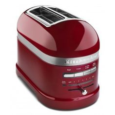 Candy Apple Red Toaster