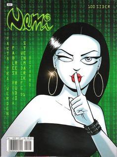 Nemi comic book nr 71