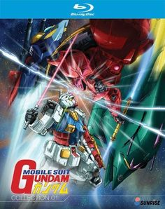 Mobile Suit Gundam: Collection 01 [Blu-ray] [2 Discs]