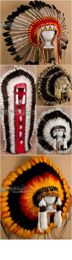 Find the best in Native American handcrafts and regalia at Mission Del Rey.  Our authentic Native American headdresses, War bonnets, bustles and more are the perfect addition to any Native American collection.  See more at http://www.missiondelrey.com/native-american-headdresses-war-bonnets-bustles/